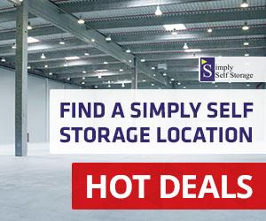 Simply Self Storage Advertisement